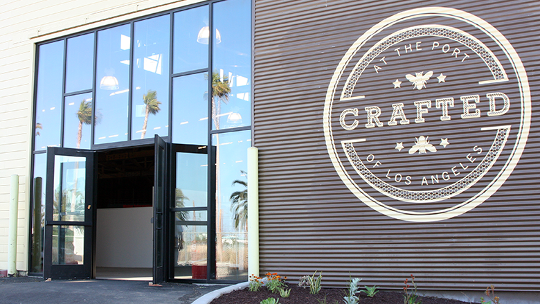Downtown San Pedro and Crafted