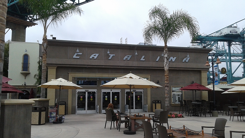 Catalina Express Terminal San Pedro