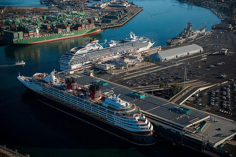 World Cruise Center SanPedrocom San Pedro California - Long beach cruise ship calendar