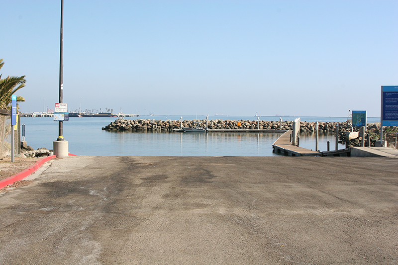 Cabrillo Beach Boat Launch Ramp