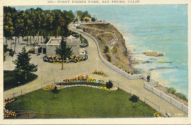 Point Fermin Park San Pedro, CA