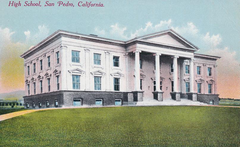 High School San Pedro, California