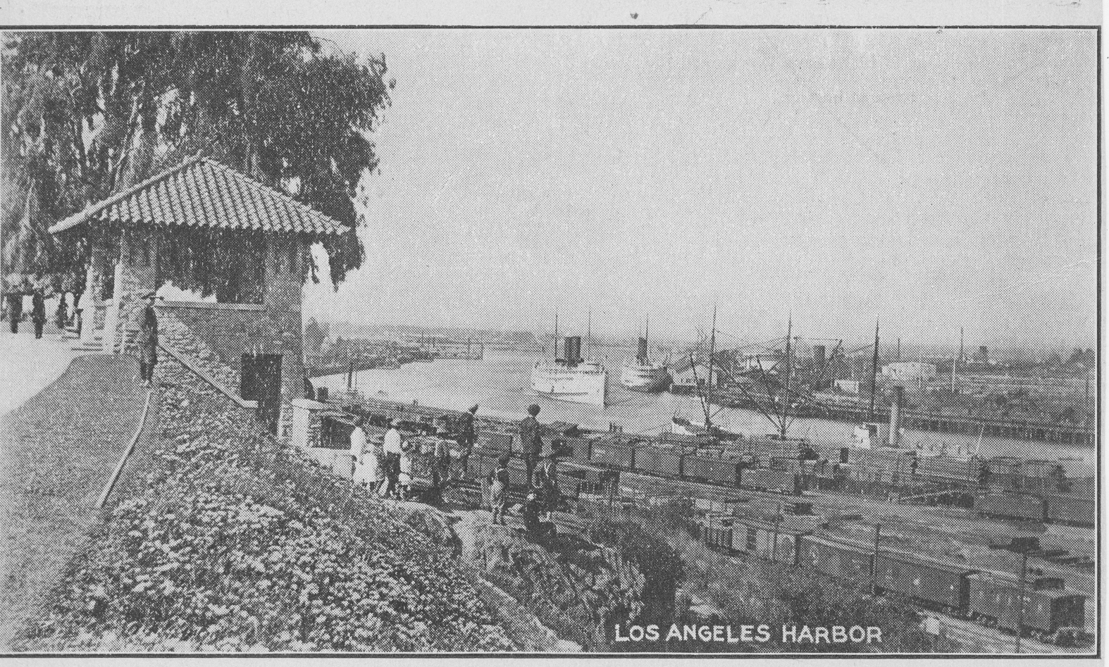 Los Angeles Harbor