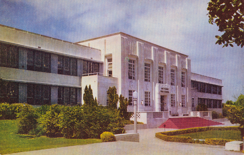 San Pedro High School