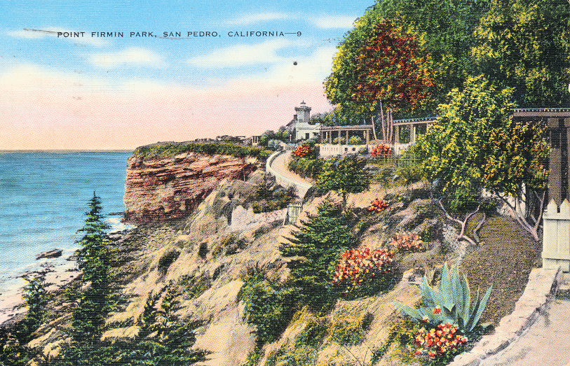 Point Fermin Park, San Pedro, California