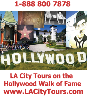 Save 30% LA City Tours on the Hollywood Walk of Fame